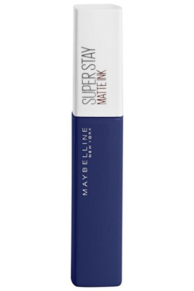 Maybelline New York Likit Mat Ruj - SuperStay Matte Ink City Edition Lipstick 105 Explorer 3600531513399