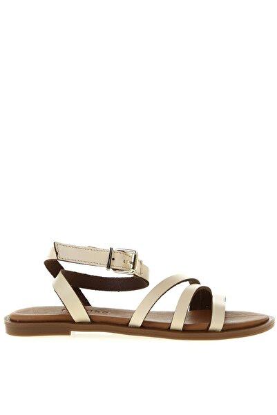 Fabrika Kadın Beyaz Sandalet 504830927