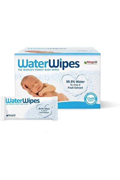 WaterWipes Doğal Islak Mendil 12'li 720 Yaprak