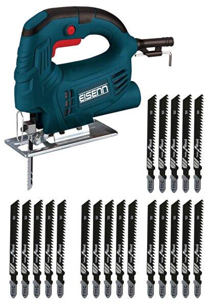 Eisenn Germany Technology X- Steel 2600 W Dekupaj Testere 20 Adet Bıçak Hediyeli