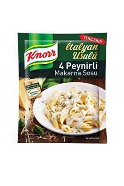 Knorr Makarna Sos Peynirli