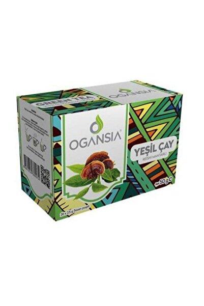 OGANSIA Yeşil Çay Reishi Mantarlı