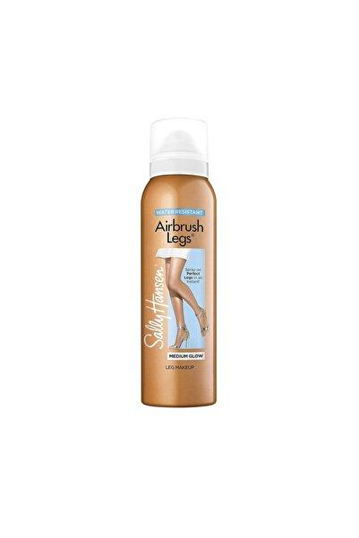 Sally Hansen Medium Glow Airbrush Legs Makeup Suya Dayanıklı Sprey Bacak Makyajı