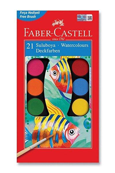 Faber Castell 21 Sulu Boya 5292125021