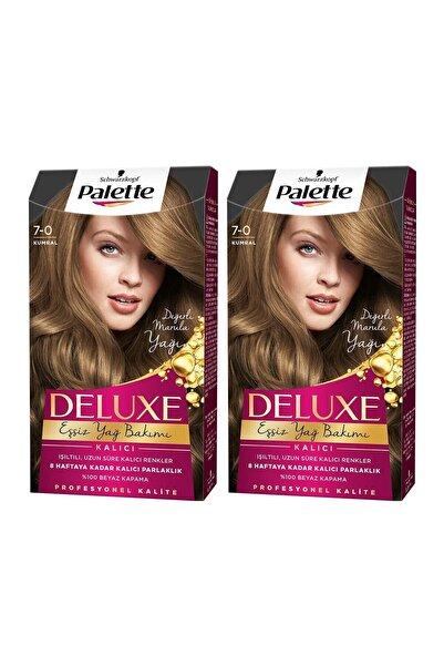 PALETTE DELUXE Deluxe 7-0 Kumral  X 2 Adet