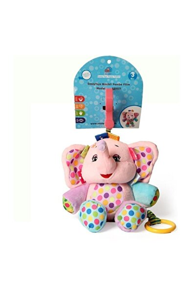Sozzy Toys Müzikli Pembe Filim Szy177
