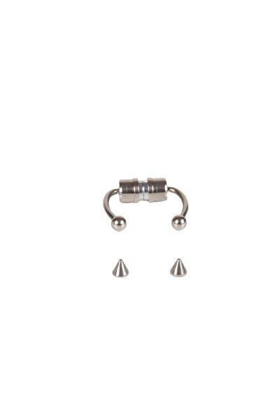 Attach Fake Septum Piercing-manyetik Piercing