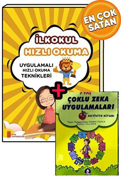 Ata Yayıncılık 1. Sınıf Ilkokul Hızlı Okuma Uygulamalı Hızlı Okuma Kitabı