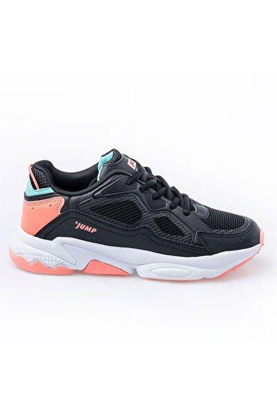 Jump Kadın Siyah Spor Ayakkabı 24711