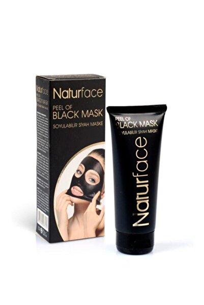 Antik Kuruyemiş Naturface Soyulabilir Siyah Maske 100 ml