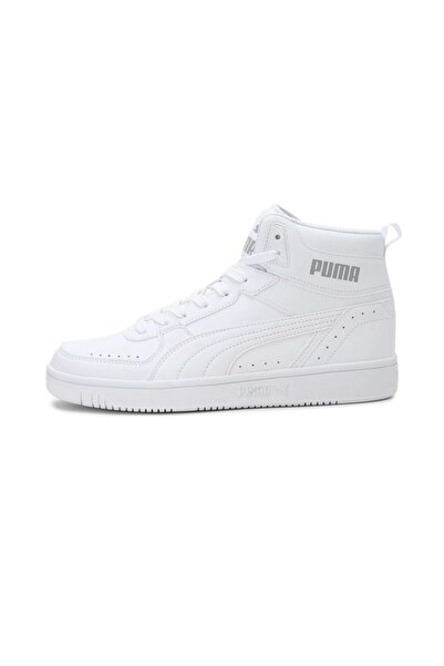 Puma Rebound Joy Spor Ayakkabı Kadın Erkek Beyaz 37476506
