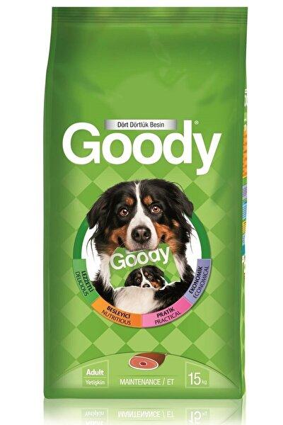 Goody Etli Köpek Maması 15kg Etli Yeşil