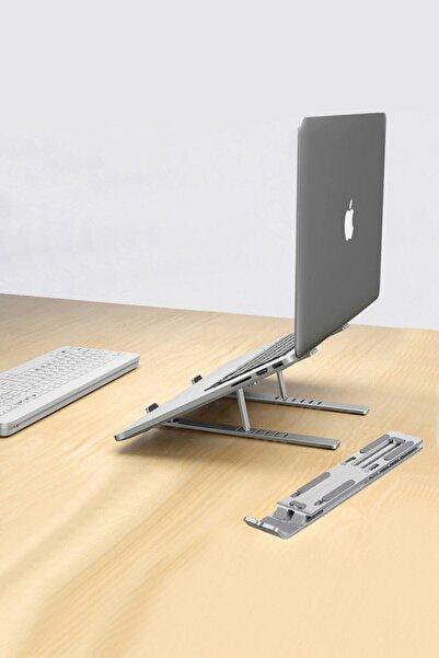 Healtylife Aliminyum Ayarlı Laptop Macbook Notebook Yükseltici Tutucu