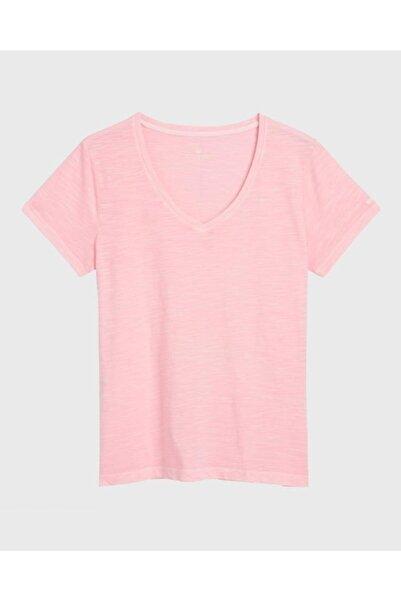 Gant Kadın T-shirt - Pembe