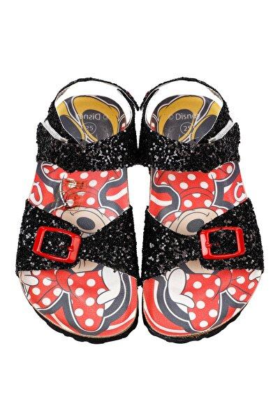 Minnie Mouse Minie Mause Mantar Sandalet
