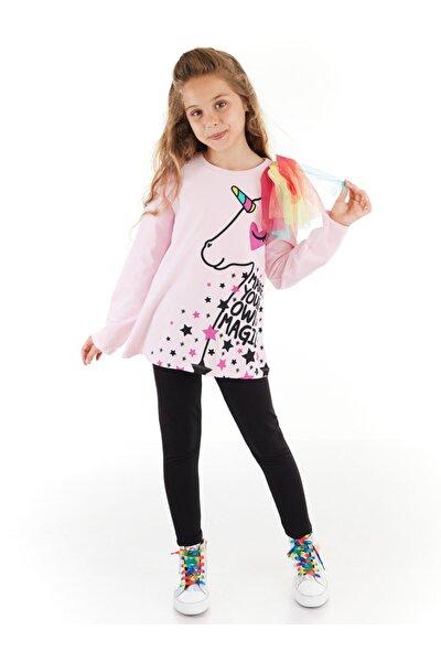 Mushi Love Magic Tüllü Kız Tunik Takım