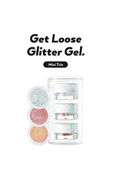 UNLEASHIA Unleashıa - Get Loose Glitter Gel Mini Trio Set