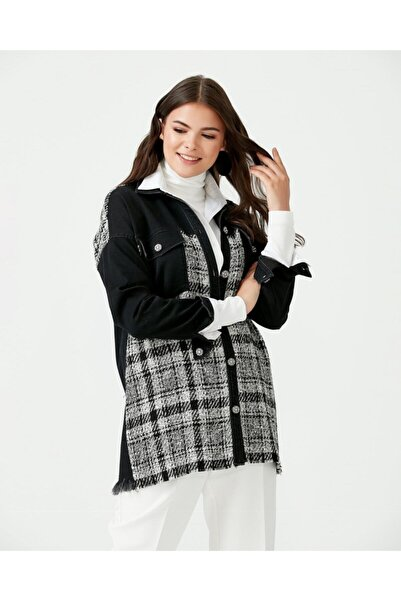 SEÇİL Scl Sırtı Detaylı Ceket
