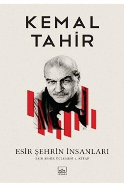İthaki Yayınları Esir Şehrin Insanları