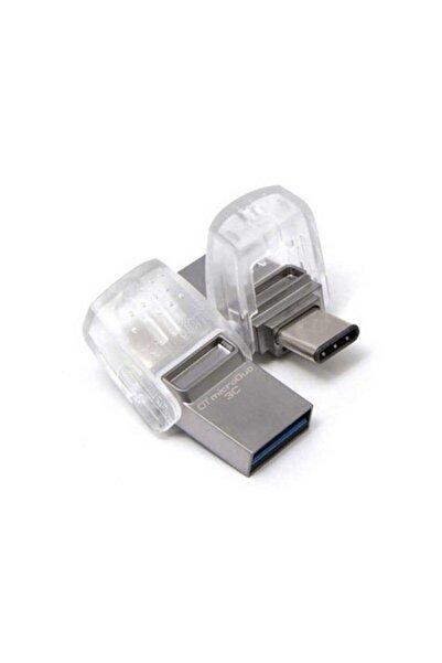 Kingston Dtduo3c 32 Gb Microduo 3c Usb 3.0-3.1 Flash Bellek Çift Taraflı