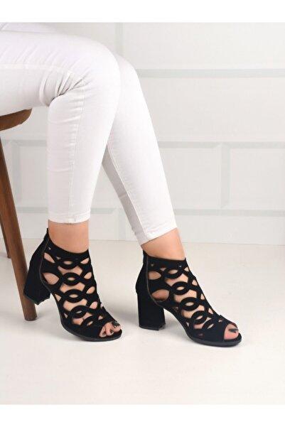 Bahar Topuklu Kadın Sandalet