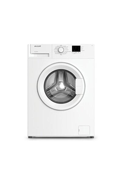 Arçelik 6100 M 6 kg 1000 Devir Beyaz Çamaşır Makinesi