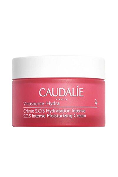 Caudalie Vinosource Hydra S.o.s Intense Moisturizing Cream - Yoğun Nemlendirici Bakım Kremi 50ml