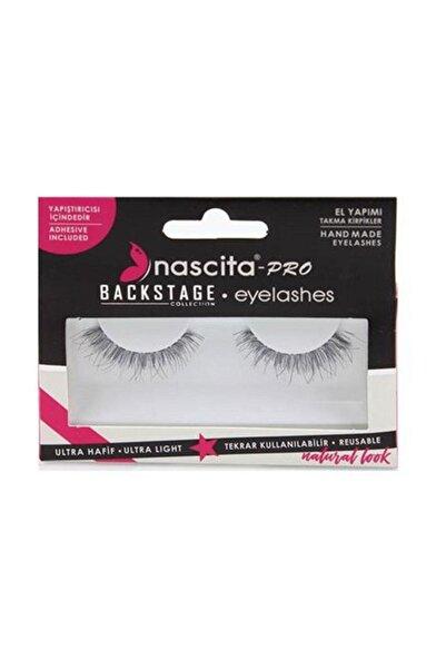 nascita El Yapımı Takma Kirpik Pro Backstage Collection Eye Lashes No:95