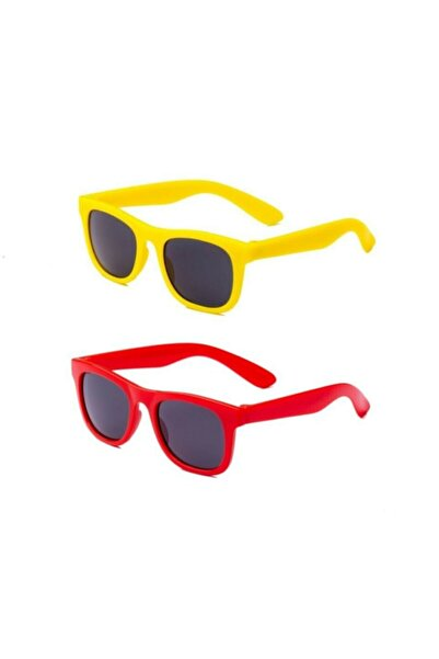 Kinary Bayferi Çocuk 2 Li Set Güneş Gözlüğü