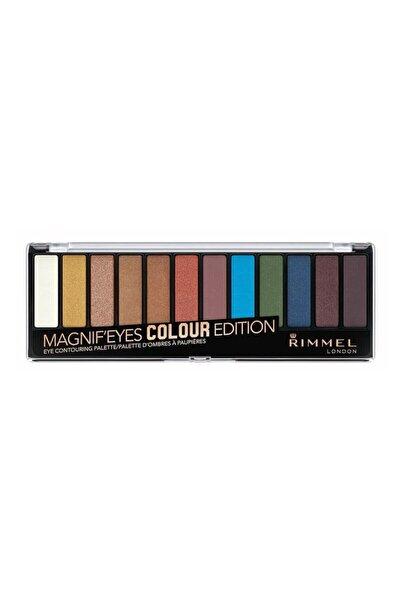 RIMMEL LONDON Magnifeyes Eye Contouring Palette Colour Edition