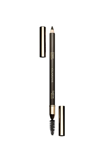Clarins Kaş Kalemi - Eyebrow Pencil 01 Dark Brown 3380814213313