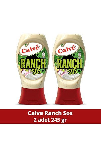 Calve Ranch Sos 245 Gr X 2 Adet