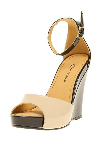 Cotton Bar Bej Kadın Casual Ayakkabı 501735860