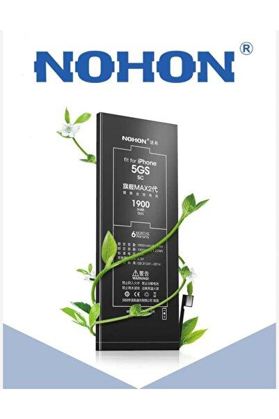 NOHON Iphone 5s / 5c - 1900 Mah Yüksek Kapasiteli Batarya