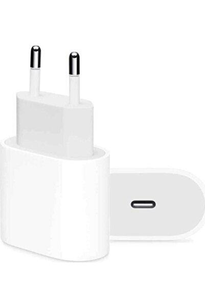 AteşTech Iphone 11 / 11 Pro-12 /12 Pro Uyumlu Yeni Nesil Type-c Girişli 20w Hızlı Adaptör Başlık