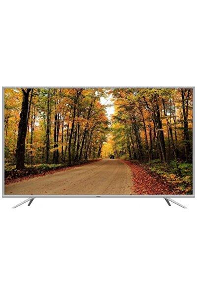 WOON WN65LEDA51-G 65'' 165 Ekran Uydu Alıcılı 4K Ultra HD Android Smart LED TV