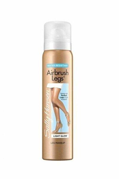Sally Hansen Light Glow Airbrush Legs Makeup Suya Dayanıklı Sprey Bacak Makyajı