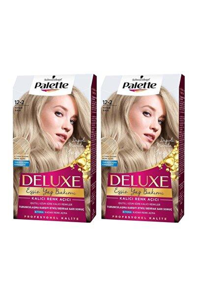 PALETTE DELUXE Deluxe 12-2 Titan Sarı X 2 Adet