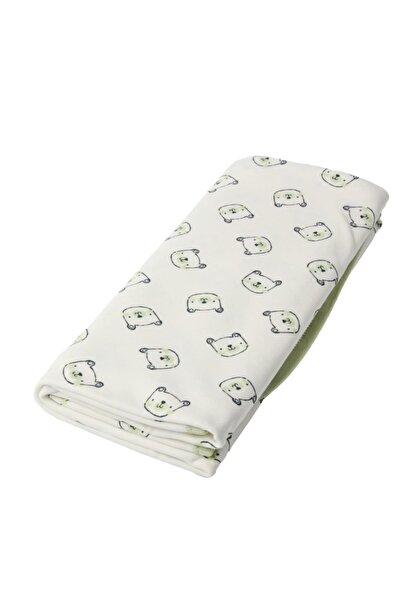 Misket Pamuklu Ayıcık Baskılı Battaniye 90*80