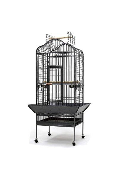 Dayang A14 S Papağan Eğitim Kafesi Ayaklı 61x56x156