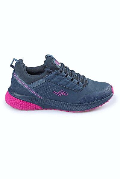 Jump Kadın Lacivert Sneaker Ayakkabı 25750