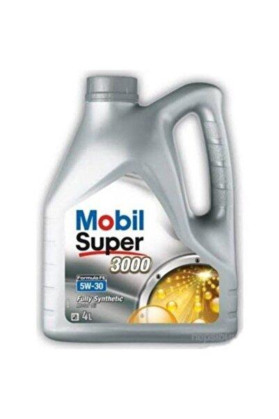 Mobil Super 3000 Formula Fe 5w 30 4 Lt Ü Y 2020