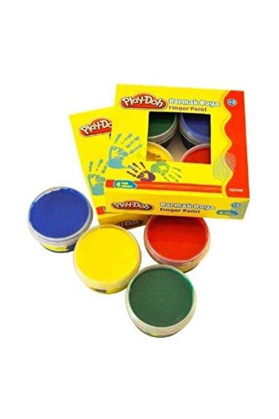 Play Doh 4 Renk Parmak Boyası 50 ml