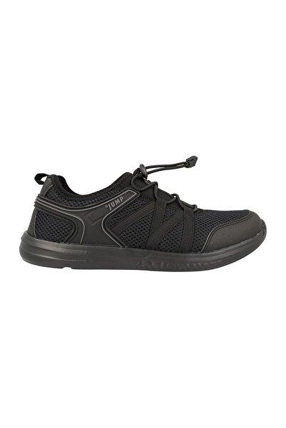 Jump Kadın Siyah Yürüyüş Ayakkabısı 21207