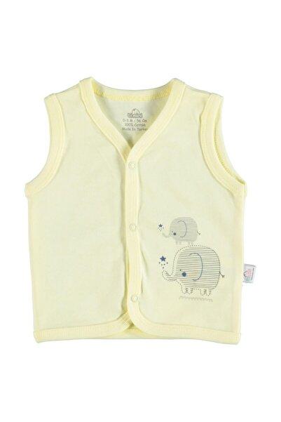 Bibaby Bimini Little Elephant Bebe Yelek 61292 Sarı
