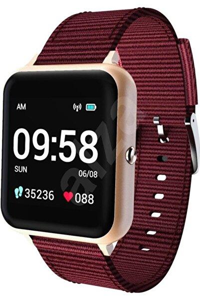 LENOVO S2 Smart Watch Gold Akıllı Saat