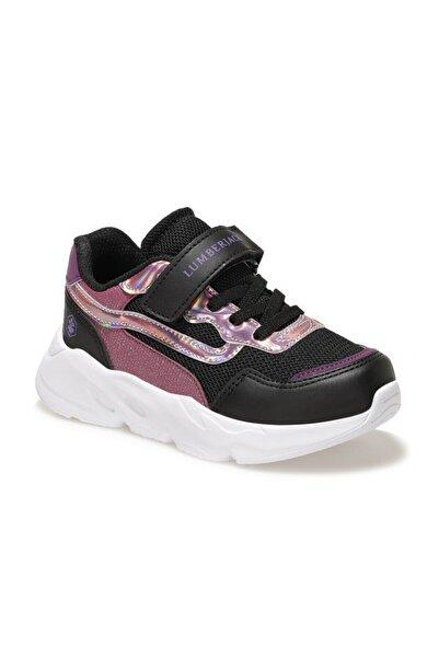 lumberjack Helen 1fx Siyah Kız Çocuk Koşu Ayakkabısı