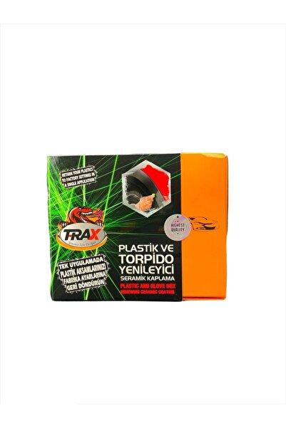 TRAX Oto Tampon , Plastik Ve Torpido Yenileyici Ve Onarıcı Seramik Kaplama Süper Etkili