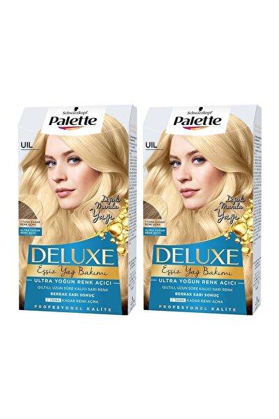 PALETTE DELUXE Deluxe Uıl Ultra Yoğun Renk Açıcı X 2 Adet