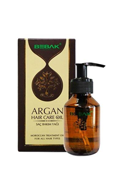 Bebak Argan Saç Bakım Yağı 100 ml